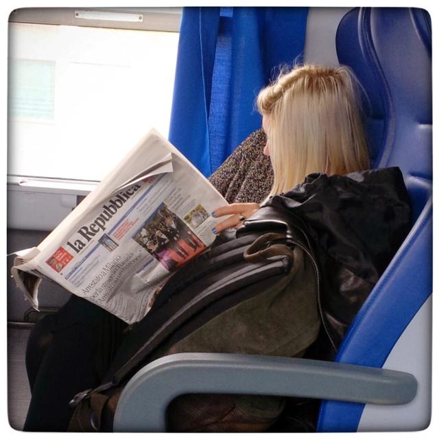 lettrice quotidiana