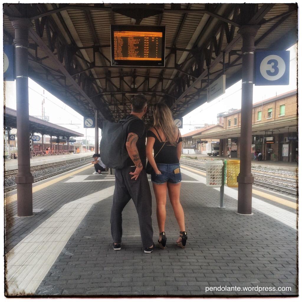 La coppia, ovvero: Immagini di pendolari estivi 14