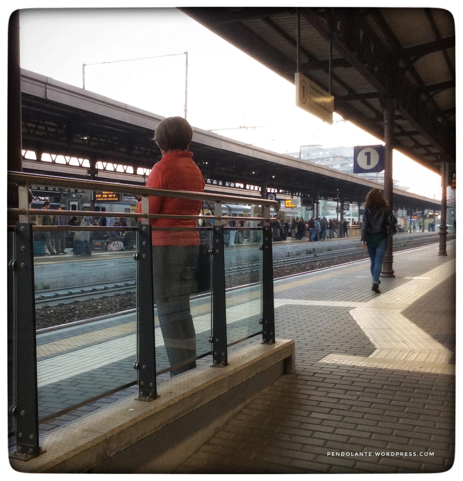 Vite in viaggio: La donna Kindle