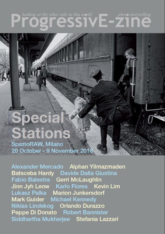 stations mostra fotografica del collettivo internazionale progressive-street